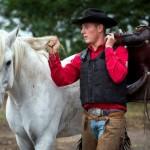 Bendegúz, the best bull rider in Europe
