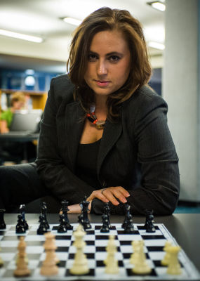Judit Polgar, the smartest woman in the world