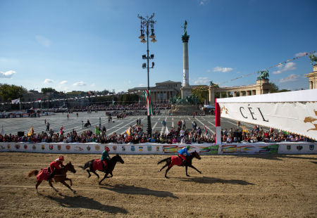 National Gallop in Budapest