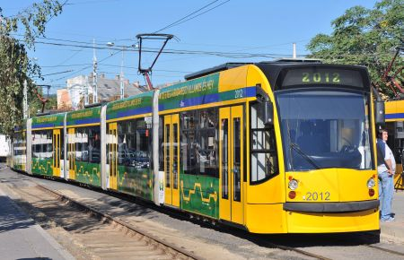 Budapest trams started 125 years ago