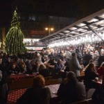 2012 Christmas Fair in Budapest