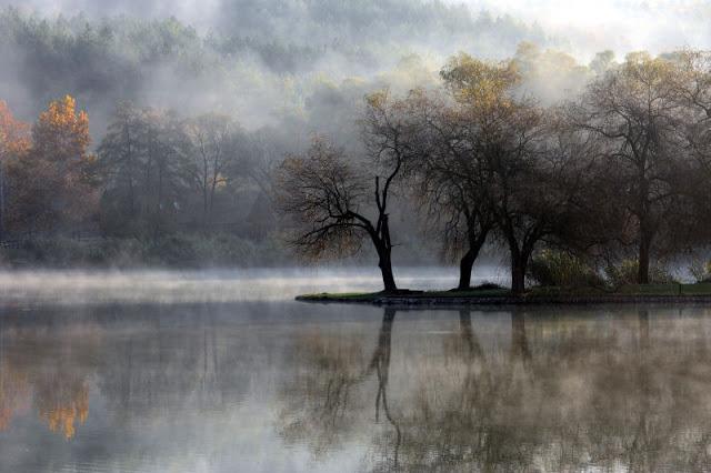 Orfű Lake, Pécs, Hungary