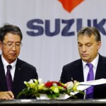 Strategic Partnership between Suzuki and Hungarian Government