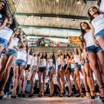They are the 20 most beautiful girls Hungary, at least officially