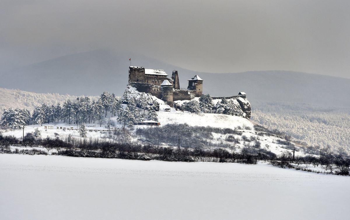 Boldogkőváralja, Borsod county (Photo: Zoltán Máthé)