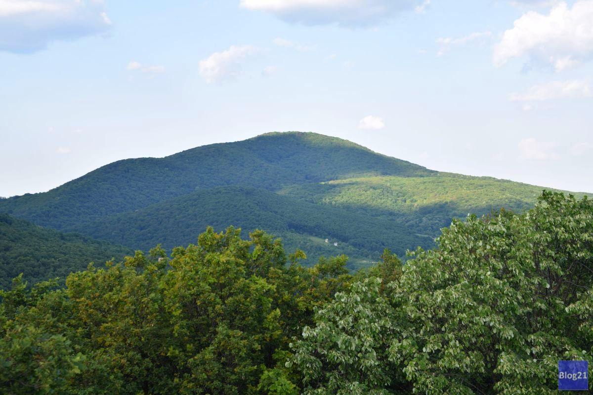 Zengő peak