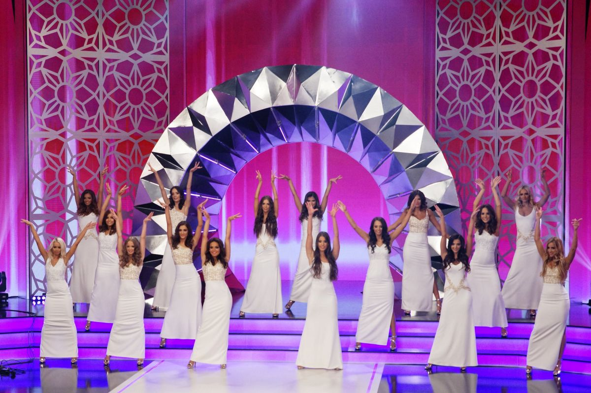Miss Hungary Final in Budapest